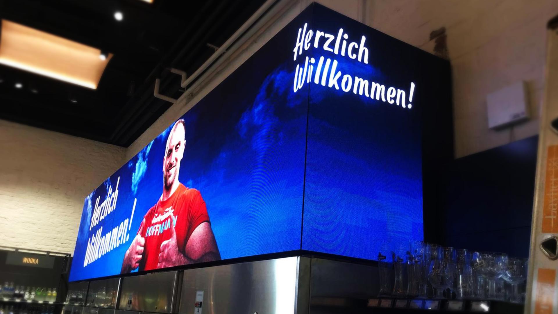 ecrãs LCD